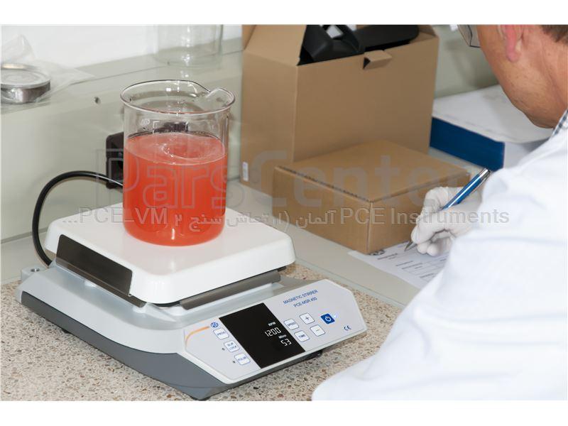 همزن مغناطیسیMagnetic Stirrer PCE-MSR 450