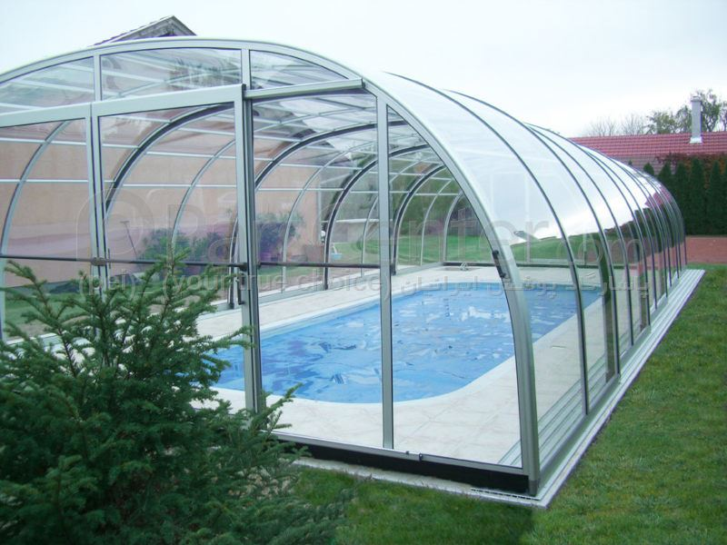 Pool enclosures models arc - Recinzioni per piscine ...