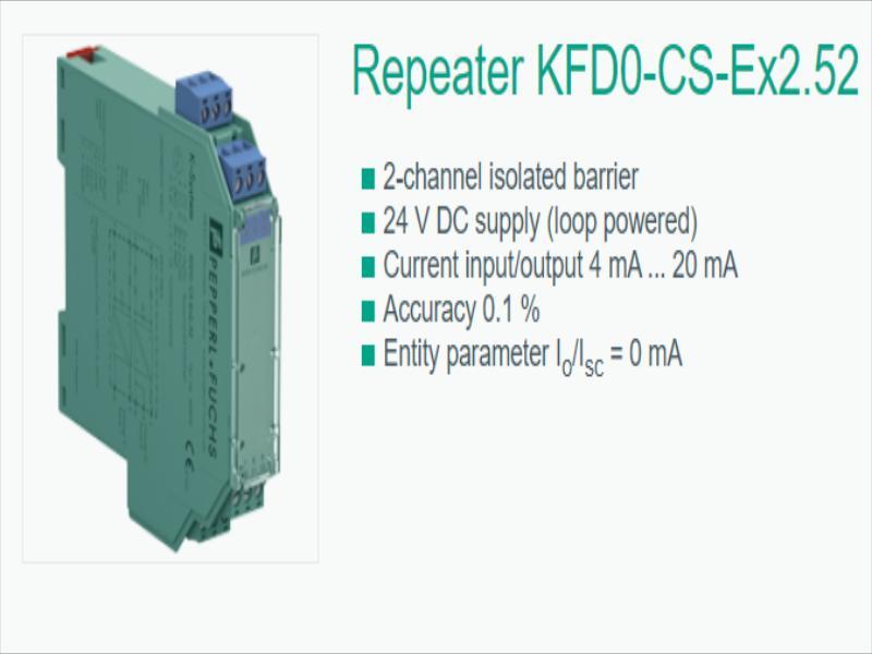 بریر KFD0-CS-Ex2.52