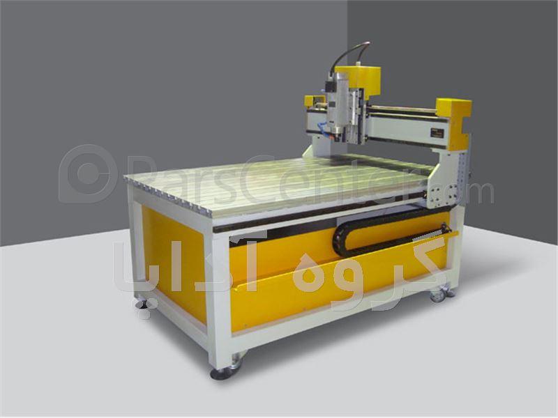 ماشین فرز cnc مدل: ENC-N1200