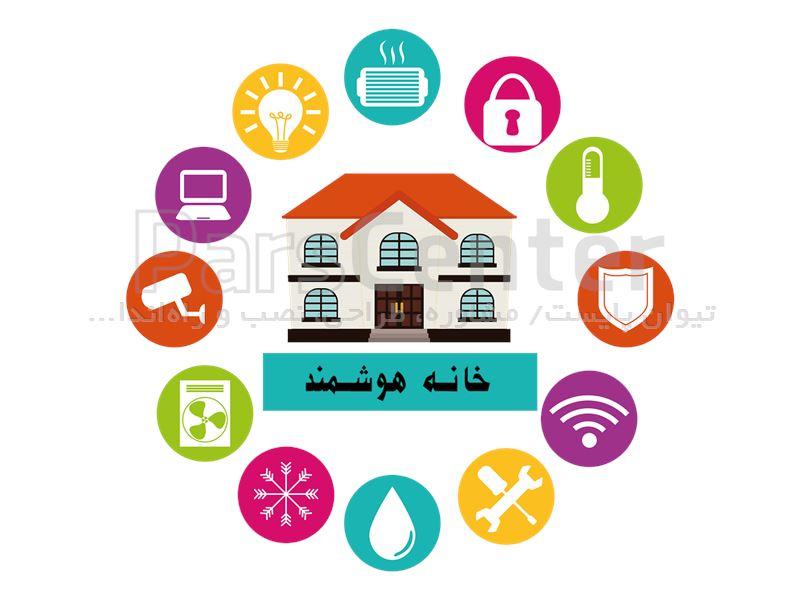 مشاوره، طراحی، نصب، و راهاندازی خانه هوشمند