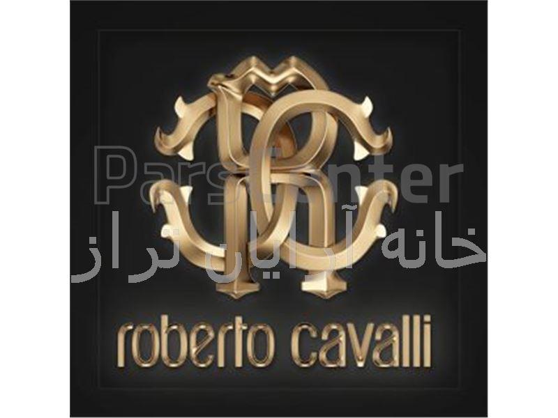 کاغذدیواری  کد 12053    ROBERTO CAVALLI1