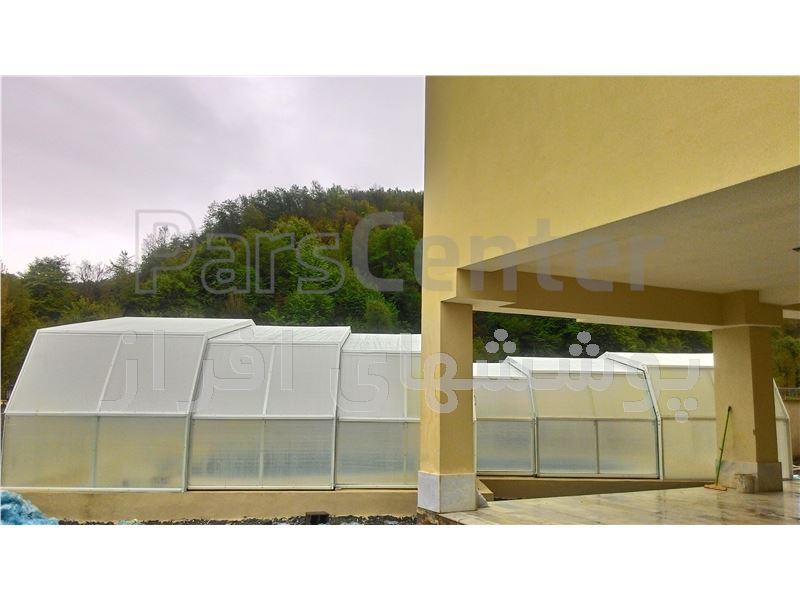 پوشش متحرک استخر(تنکابن-جاده دوهزار)