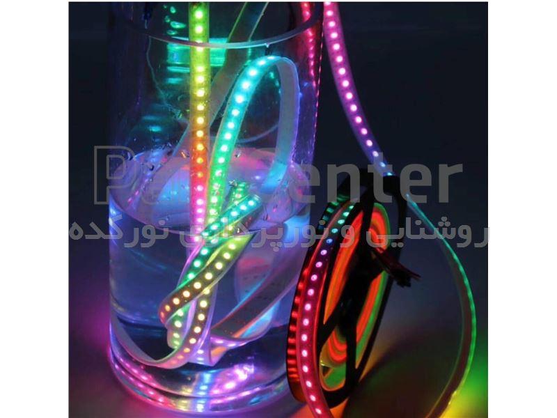 طراحی و تولید چراغهای نورپردازی نما
