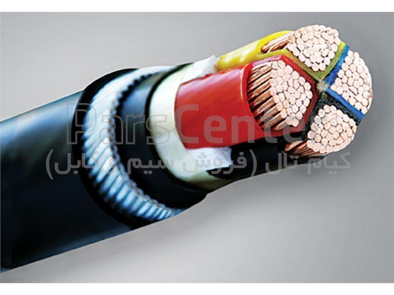 کابل فشار متوسط (MV) با ظرفیت ۱۱ کیلوولت