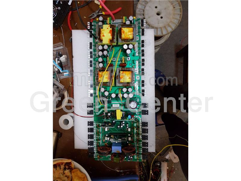 1500 watt  pure sine wave inverter 12vdc to 220vdc Jcowatt
