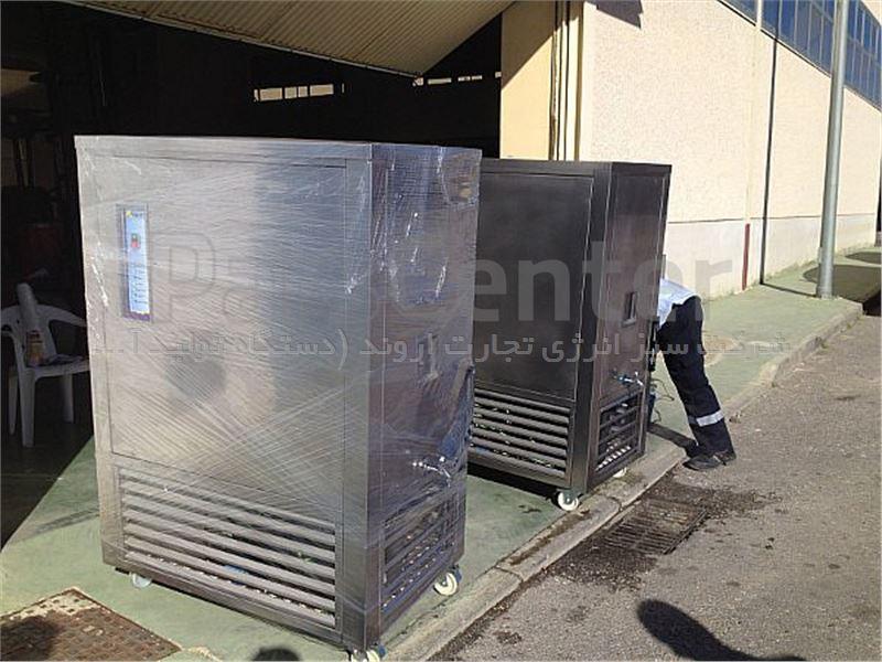 آبساز صنعتی مناطق خشک | 500 لیتری