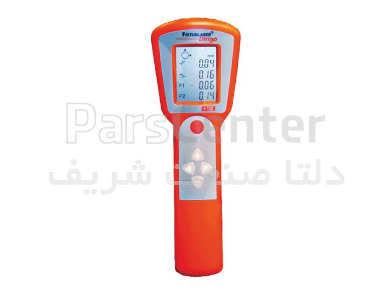 الاینمنت لیزری Fixturlaser DIRIGO (توقف تولید)