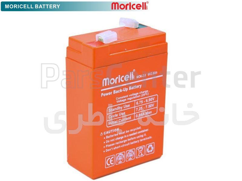 فروش انواع باتری های 6 ولت و 12 ولت