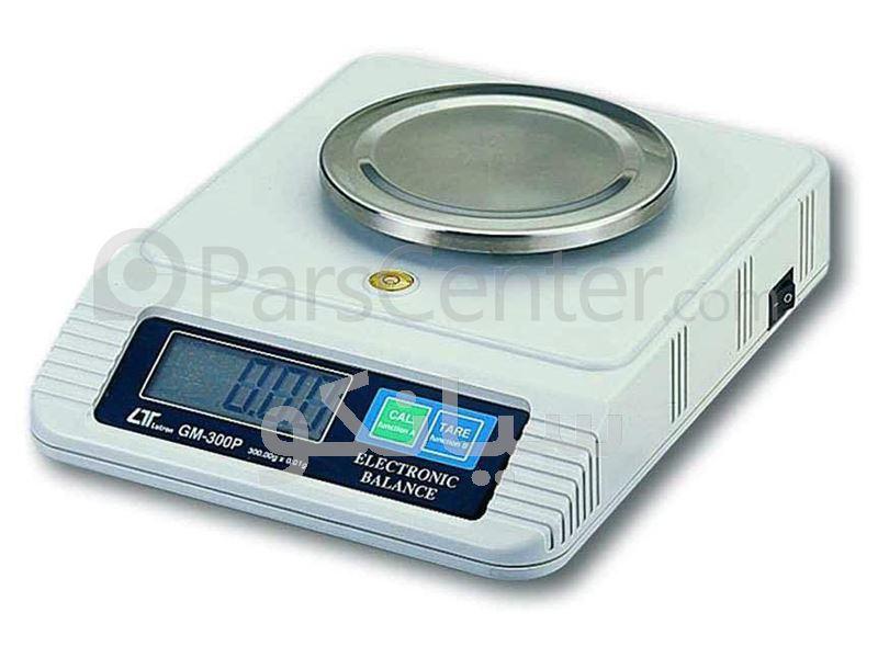 فروش ترازو دیجیتالی مخصوص آزمایشگاه لوترون مدل LUTRON GM300P