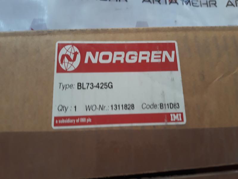 واحد مراقبت NORGREN مدل BL73-425G