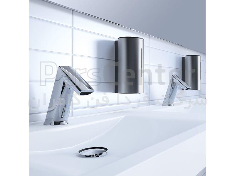 صابون ریز اتوماتیک استنلس استیل