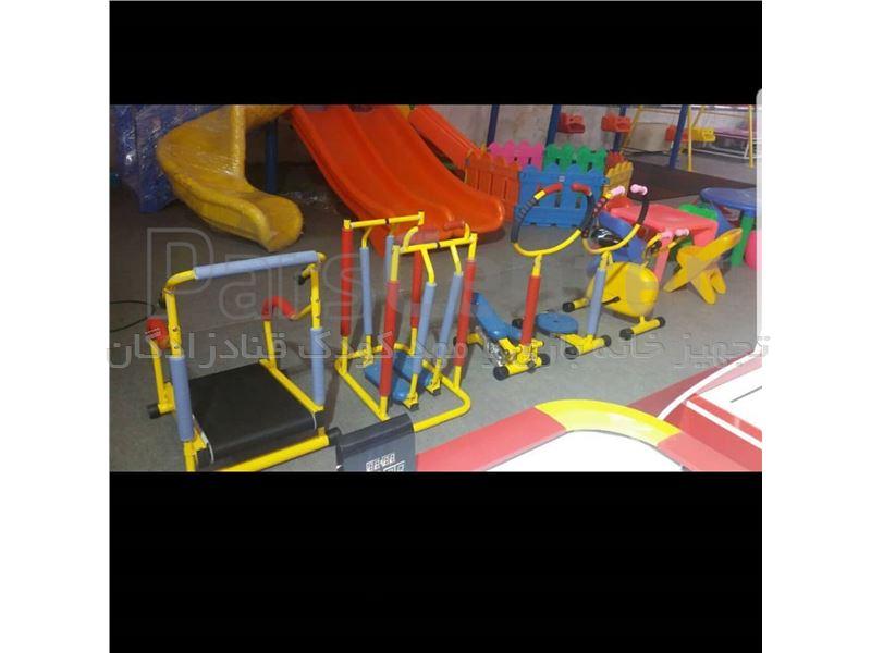 ست 5 تکه ورزشی و تفریحی کودک قنادزادگان