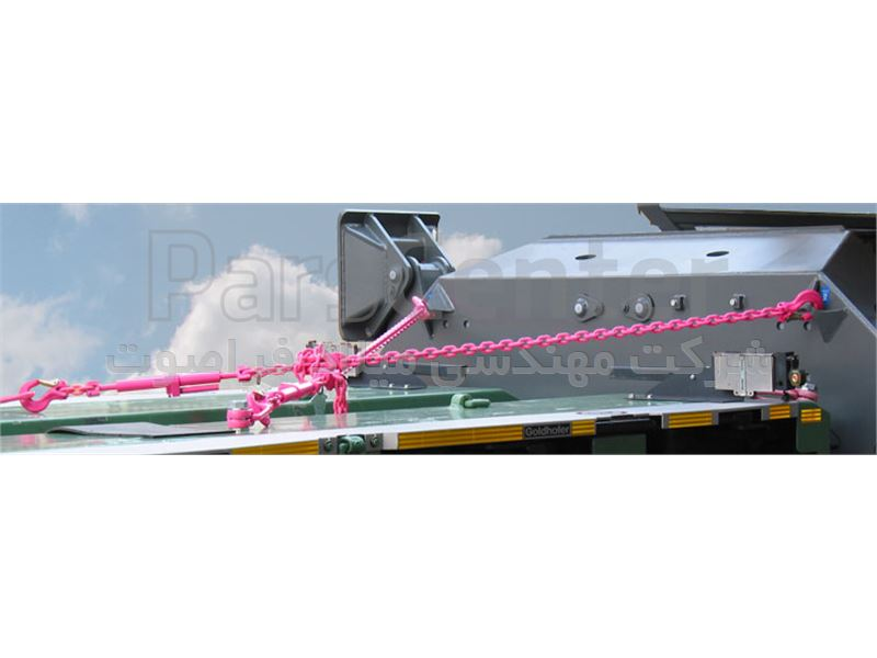زنجیر جابجایی و حمل بار گرید 100 ساخت RUD آلمان