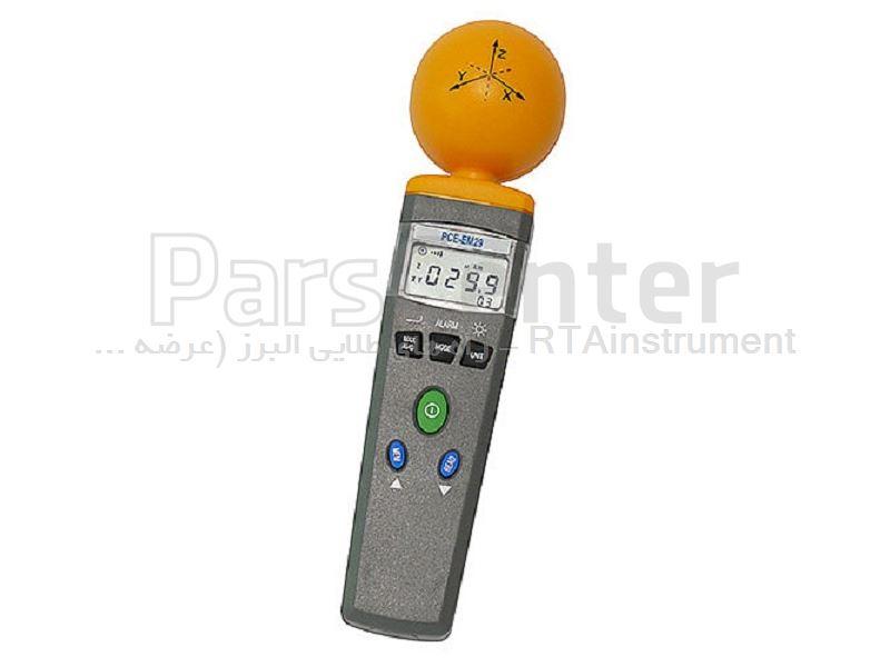 دستگاه اندازه گیری میدان الکترومغناطیسی - Electromagnetic Field Meter