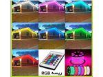 ریسه هفت رنگ RGB