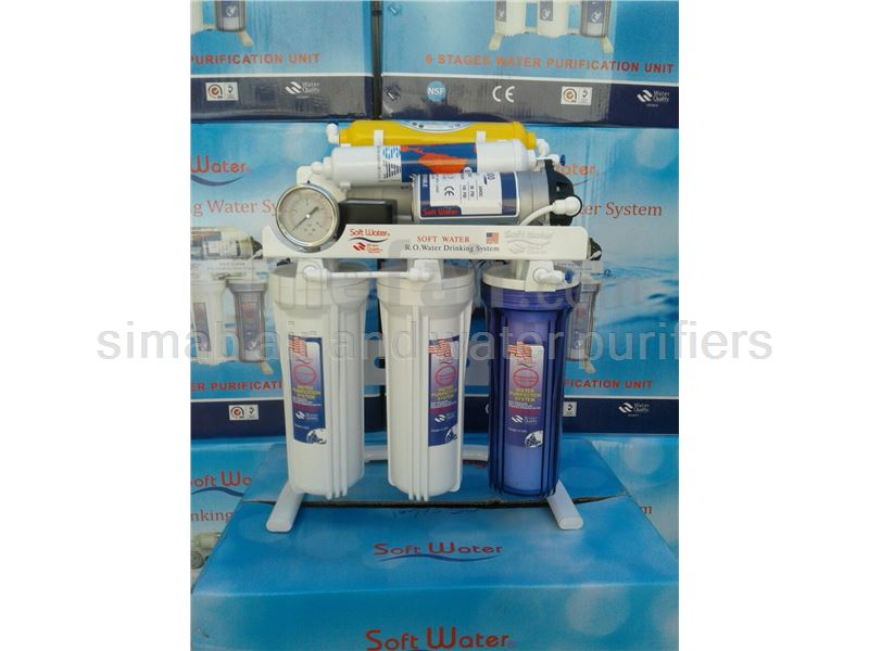 soft water 6-stage water purifier