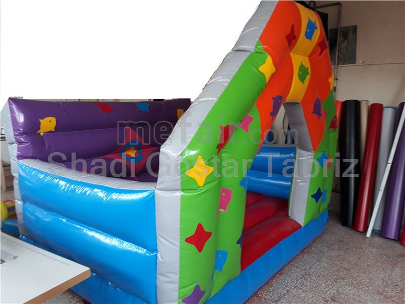 Inflatable play equipment code:08