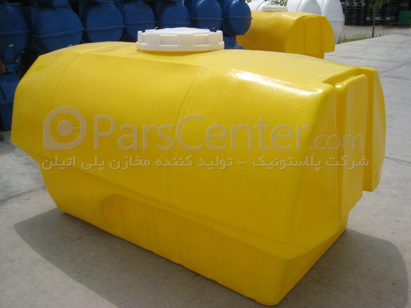 سمپاش 2000 لیتری زرد