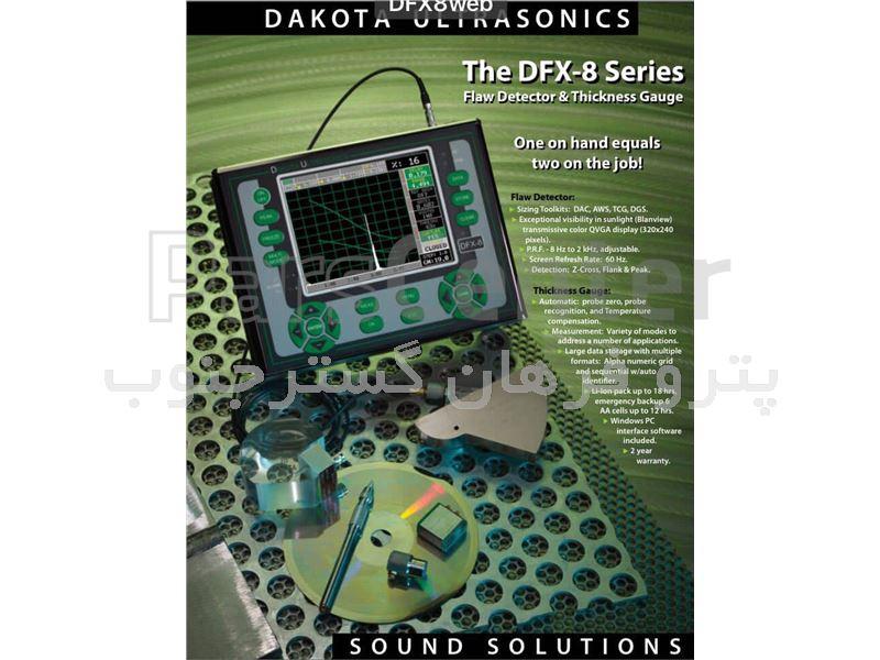دستگاه عیب یاب التراسونیک داکوتا DFX_8 Defective Detector