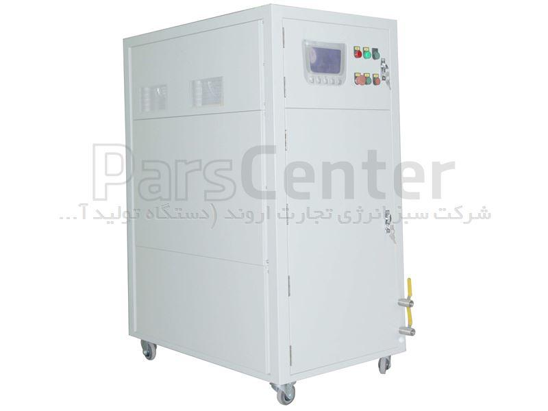 دستگاه تولید آب از هوا  100 لیتر روزانه مدل EA-100