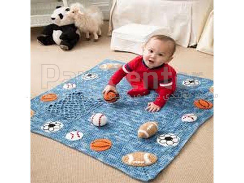پتوی کودک (نوزاد) زمرد