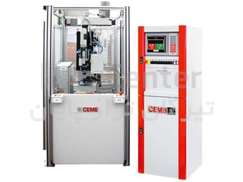 بالانس صنعتی - ایستاده - عمودی مدل CEMB V50/100 UF-P