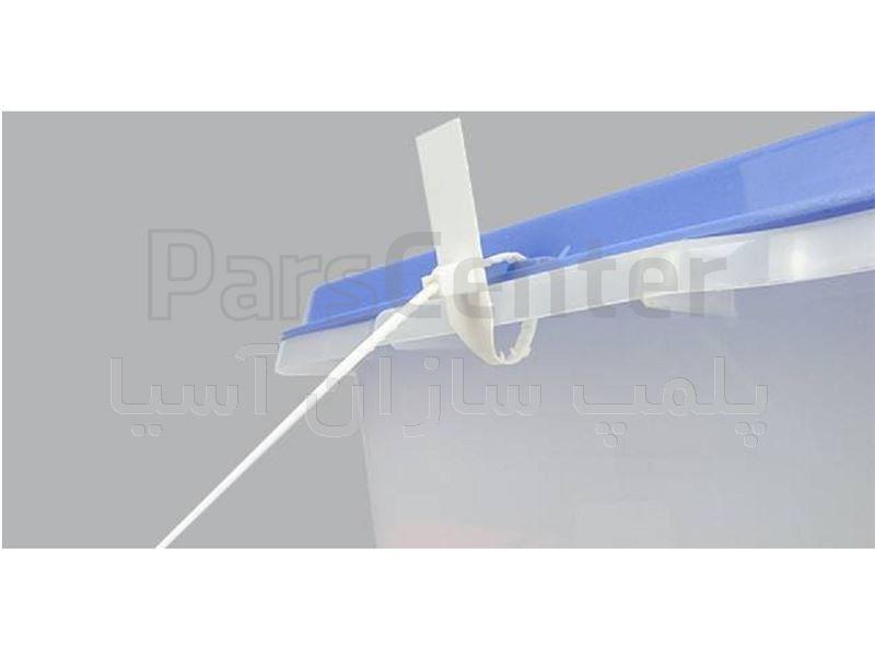 پلمپ تسمه ای پلاستیکی دندان موشی استاندارد درب جعبه ها