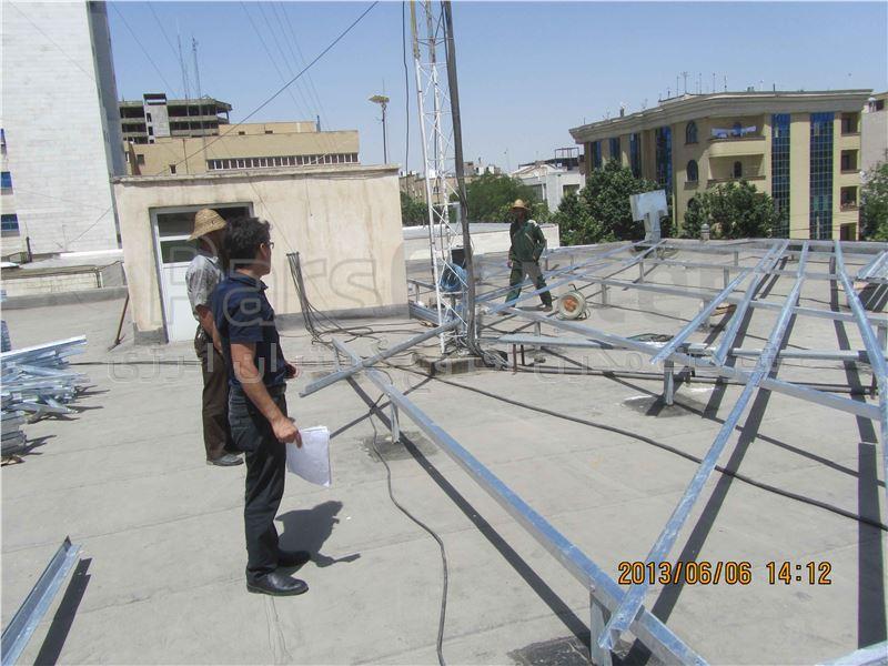 برق خورشیدی 24 کیلو وات
