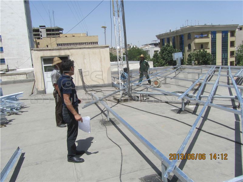 برق خورشیدی 3500 وات