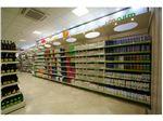 تجهیز فروشگاه هایپرمی کرج- قفسه فروشگاهی، دکوراسیون فروشگاهی-2