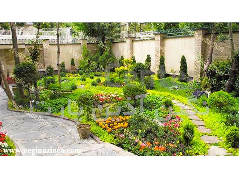 اصول طراحی کاشت محوطه و فضای سبز