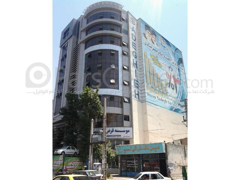 فروش و طراحی اجرای نمای کامپوزیت پنل ساختمان