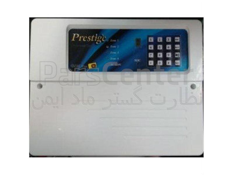 برنامه آندروید دستگاه دزدگیر پرستیژ مدل جی اس ام پلاس GSM PLUS