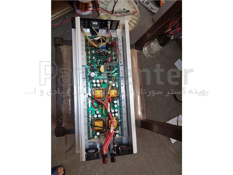 اینورتر خورشیدی ایرانی(مبدل 24 به 220 سولار) 2000 وات سینوسی خالص (مبدل برق باتری به شهر)  برند jcowatt