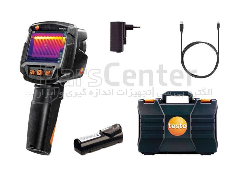 دوربین حرارتی testo 865