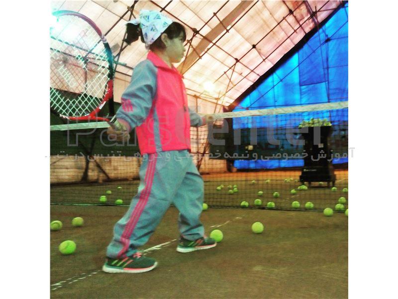 قیمت کلاس تنیس در تهران برای تمام سنین