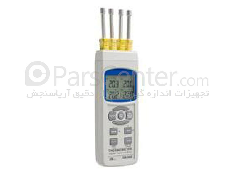 حرارت سنج ، پیرومتر ، ترموگراف ، ترمومتر تماسی TM-946