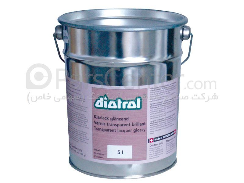 لاک پلی یورتان پایه آبPU   Diotrol Aqua PU Laquer PU