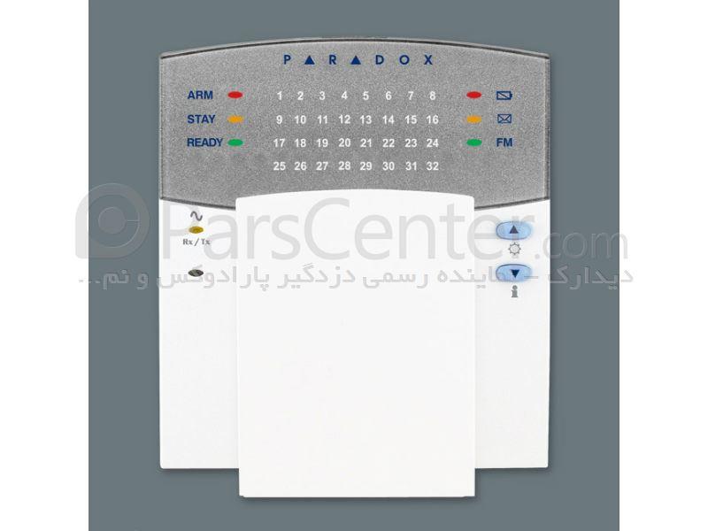 کیپد دزدگیر پارادوکس Paradox LED Keypad K32W