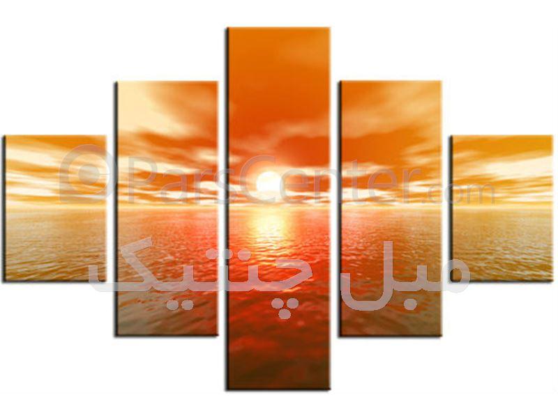 تابلوهای نقاشی رنگ روغن/ آکریلیک LD seri