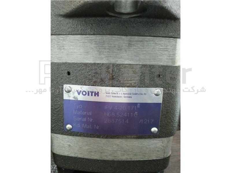 پمپ هیدرولیک VOITH مدل IPV 4-20