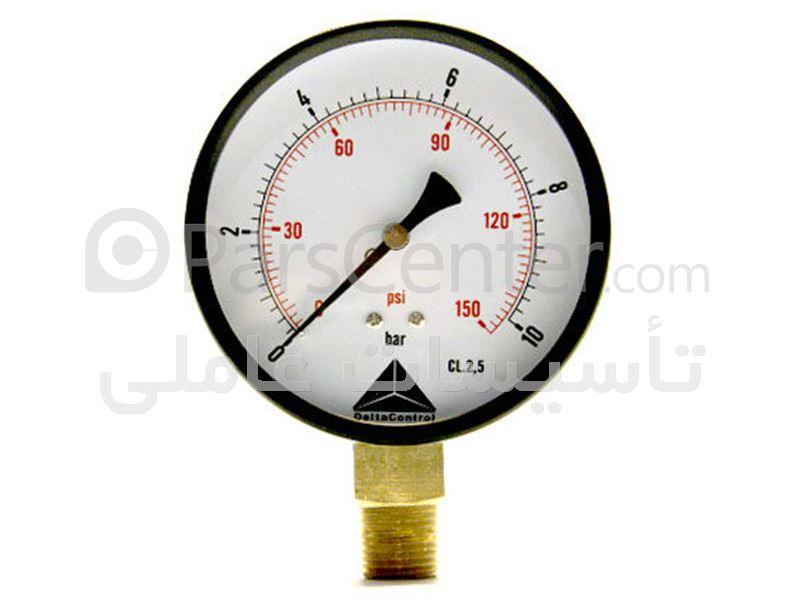 مانومتر - گیج فشار - دلتاکنترل DeltaControl کره