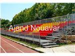 Bleachers modolar Ajand Nouavar model HC-85-32-A
