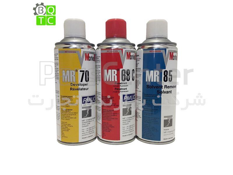 ست اسپری PT مایعات نافذ MR.CHEMIE
