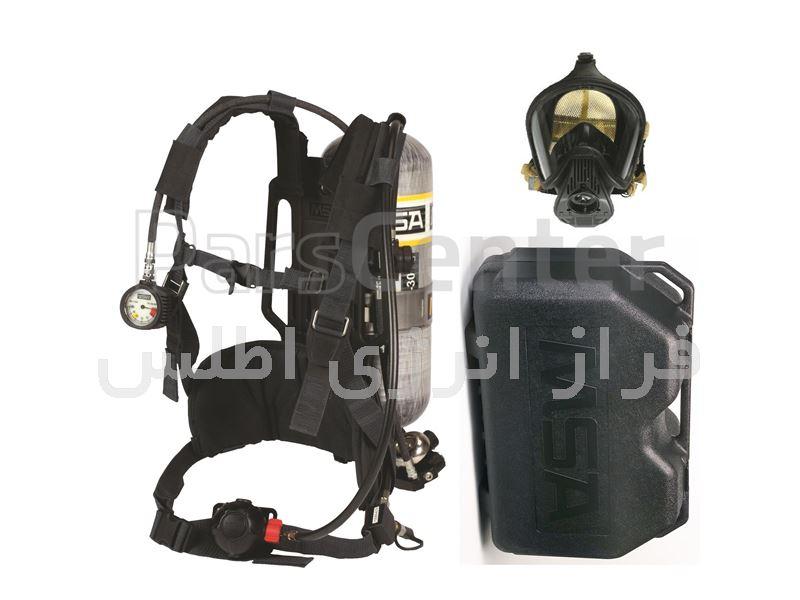 دستگاه تنفسی SCBA ام اس آ MSA AirHawk® II