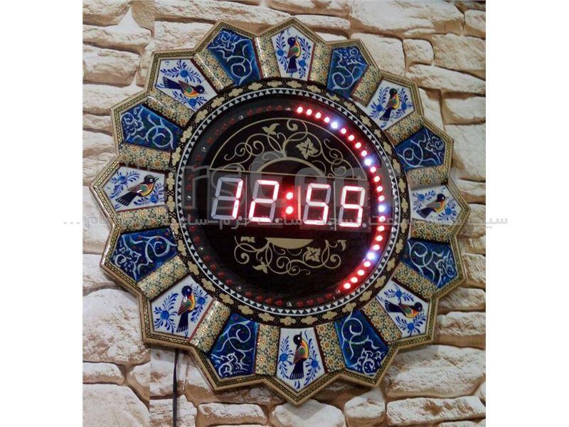 ساعت با LED سایز 22 در 80 سانتیمتر