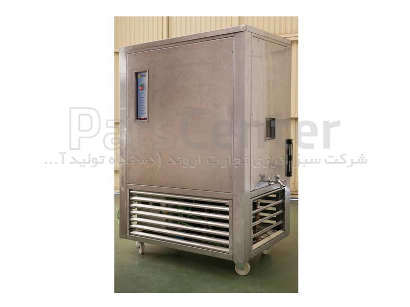 دستگاه آبساز 250 لیتر روزانه مخصوص مناطق خشک (سبز انرژی)