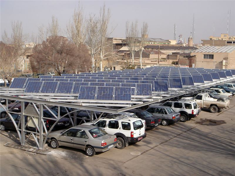 برق خورشیدی 8000 وات