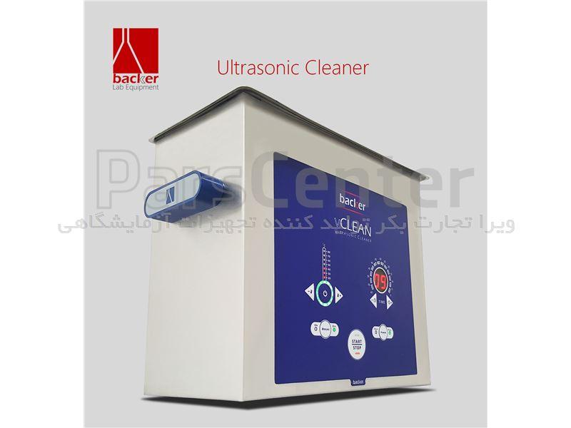 دستگاه حمام التراسونیک کلینر مدل vCLEAN1 - L9